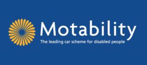 Motability owned cars