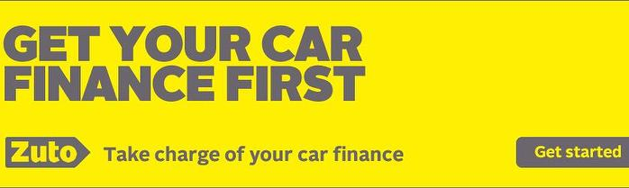 my Zuto car finance review image