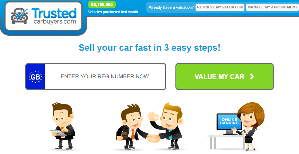 buy my car direct image The Used Car Guy