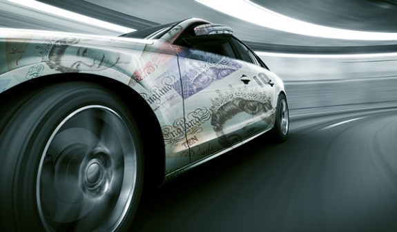 used car finance image
