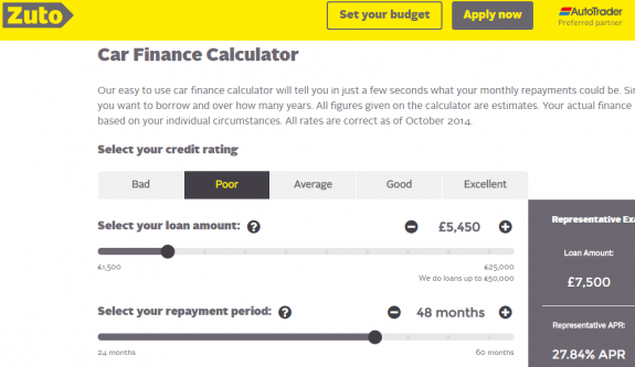 Guaranteed Car Finance Zuto Zuto Car Finance Reviews Get The Facts