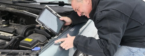 car inspection reviews AA & ClickMechanic for The Used Car Guy