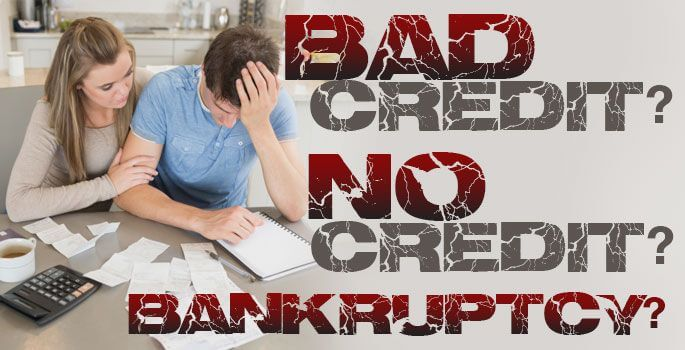 bad credit auto finance image