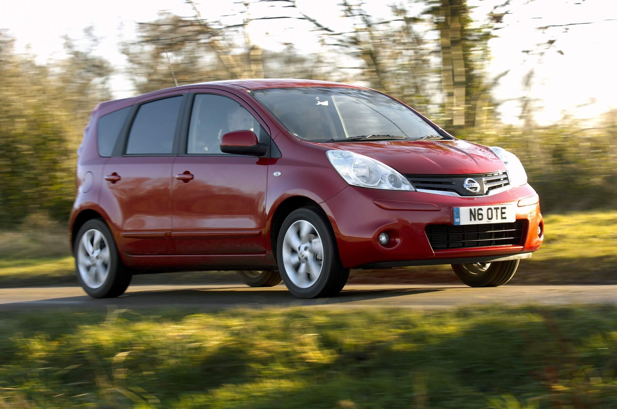 image of a Nissan Note