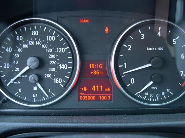 car fuel economy image