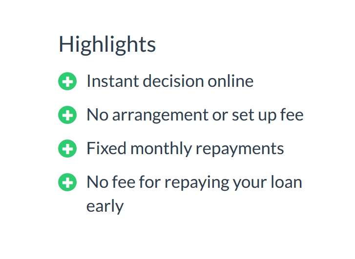 Personal Loans For Poor Credit >> AA Loans - AA Personal Car Finance Loan. Used Car Guy Review