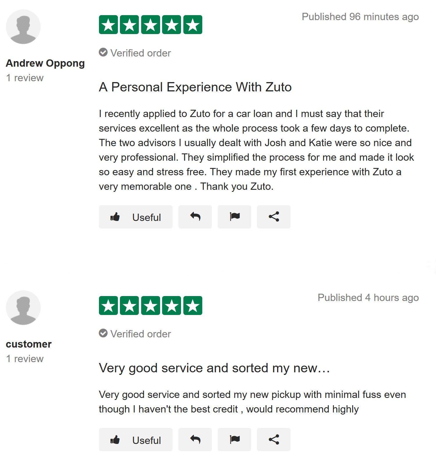 Finance Review: Guaranteed Car Finance? Zuto [Zuto Car Finance Reviews